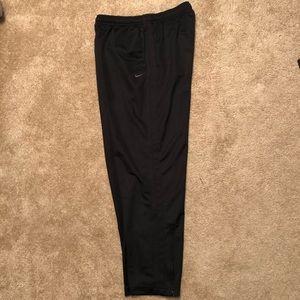 Nike Men's Sweatpants - XL - Black